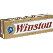 Winston GOLD KS BOX