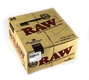 RAW 24ct. Connoisseur - With Organic Tip