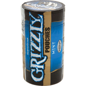 Grizzly Mint Pouches 5-Cans (ST)