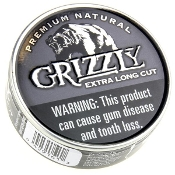 Grizzly Extra Long Cut 5-Cans