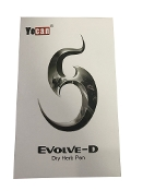 Yocan Evolve Dry Herb Kit Black