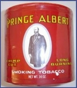 Prince Albert 14oz Can