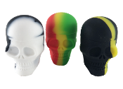 Silicone Concentrate Jar Skull