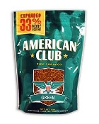 AMERICAN CLUB MENTHOL 6OZ BAG