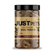 Just CBD Pets Dog Treats Chicken Biscuit 100mg