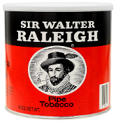 Sir Walter Raleigh Regular 14oz Can