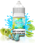 Vapeheads Salts Smurf Sauce 25mg 30ml
