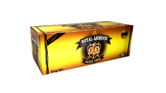 Royal Armour Gold KS Tubes 4/250