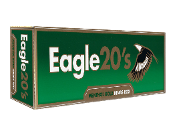Eagle 20's Menthol Gold Bx Ks