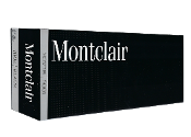 Montclair Cigarettes - Black Bx 100mm