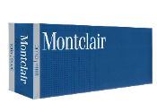 Montclair Cigarettes - Blue Bx 100mm