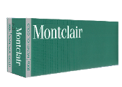 Montclair Cigarettes -Gold  Bx 100mm