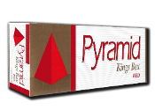 Pyramid Red Bx Ks