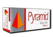 Pyramid Orange Bx Ks