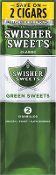 Swisher Sweet Green Sweet Cigarillos 2 FOR $1.49 30PK/2EA