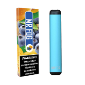 MR FOG Disposable Blueberry & Mango