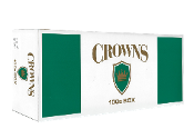 Crowns Dark Green BX 100