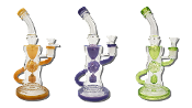10 Inch Swiss Perc Recycler Water Pipe