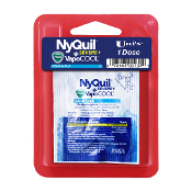 Uni's NyQuil Severe 6ct