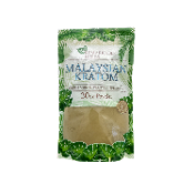 Remarkable Herbs Kratom Powder Bag Green Vein Malay 20oz