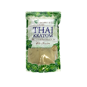 Remarkable Herbs Kratom Powder Bag Green Vein Thai 20oz