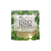 Remarkable Herbs Kratom Powder Bag Green Vein Indo 3oz