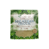 Remarkable Herbs Kratom Powder Bag Green Vein Malay 3oz