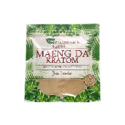 Remarkable Herbs Kratom Powder Bag Red Vein Maeng Da 3oz