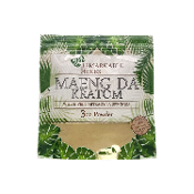 Remarkable Herbs Kratom Powder Bag White Vein Maeng Da 3oz