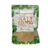 Remarkable Herbs Kratom Powder Bag Red Vein Bali 8oz