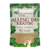 Remarkable Herbs Kratom Powder Bag Red Vein Maeng Da 8oz