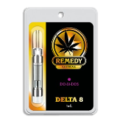 Remedy Delta 8 CBD Do-Si-Dos Vape Cartridge 1ml