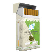 Lit High CBD Hemp Flower Natural Carton 10/20