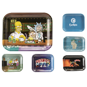 Large Rolling Tray Assorted Designs