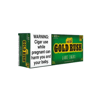 Gold Rush Green 99¢ Pre-Priced BX 100