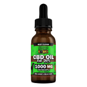 Hemp Bombs Pet Oil Beef 1000mg 30ml