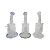 7 Inch Bent Neck Waterpipe 3